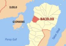 Bacolod map