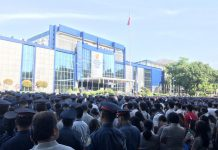 CAMP CRAME PNP POLICEMENT FLAG DAY