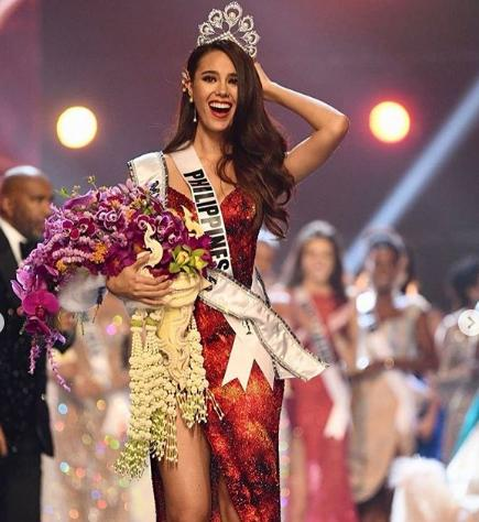 Cationa 2018 Miss Universe