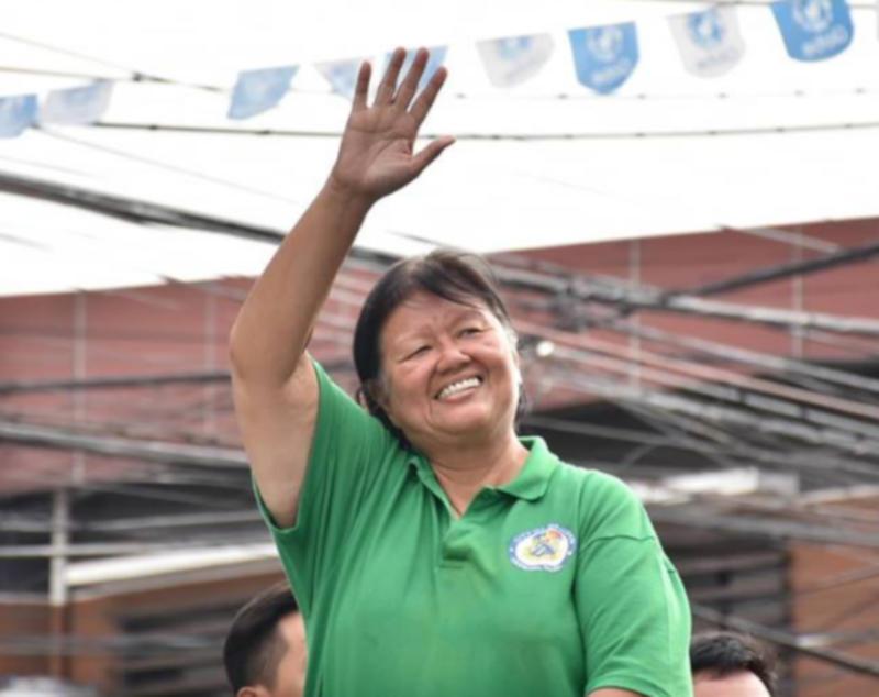 Dagupan Mayor Belen Fernandez