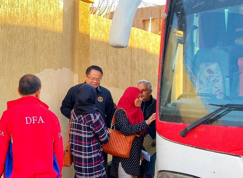 OFW libya evacuation elmer cato