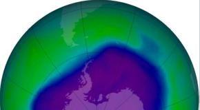 Ozone Antartica