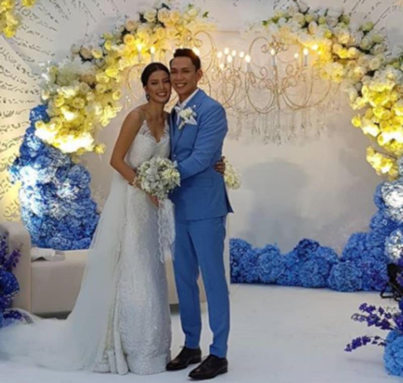 PJ Simon wedding