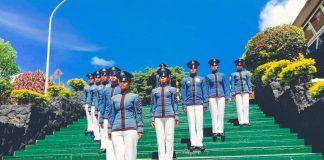 PMA topnotchers cadets
