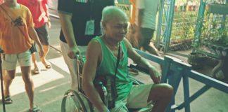 PWD senior citizens oldies lolo