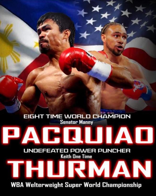 Pacquiao Thurman