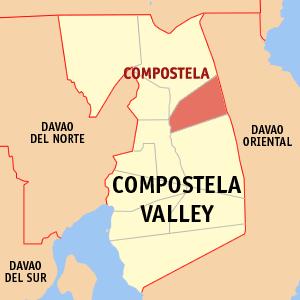 Ph locator compostela valley compostela