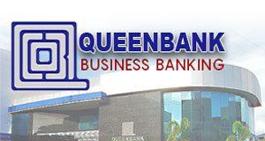 Queenbank logo