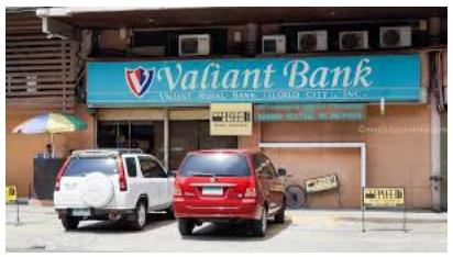 Valiant Bank