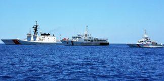 West PH Sea US PCG exercises