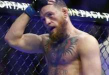 cropped Conor Mcgregor UFC