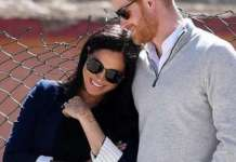 cropped Meghan and Harry