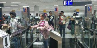 e gates at NAIA PNA Photo