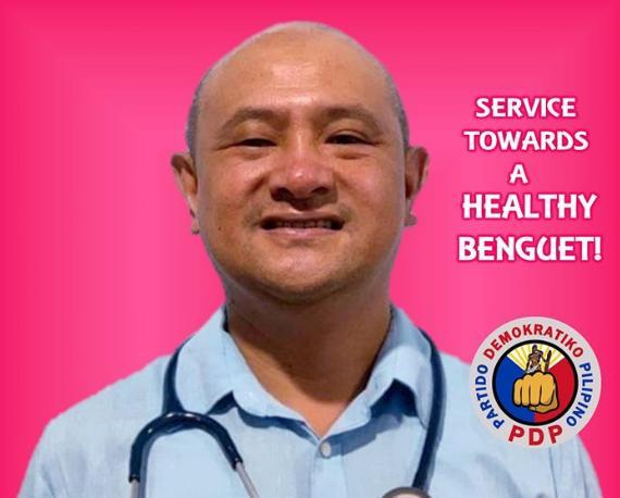 gov diclas benguet