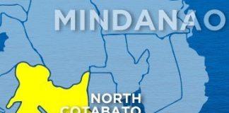 north cotabato map