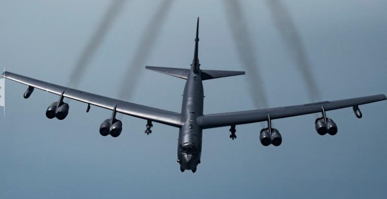 B 52 bombers