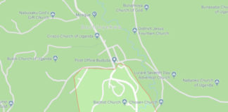 Bududa District Uganda