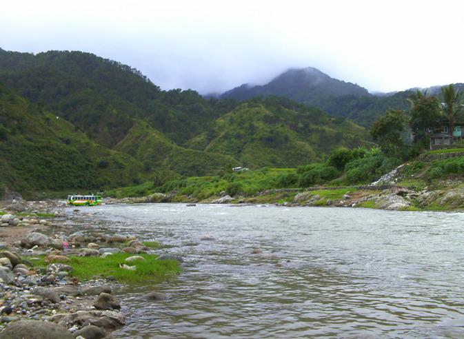 Chico river kalianga