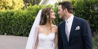Chris Pratt married