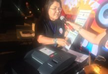 Comelec voting