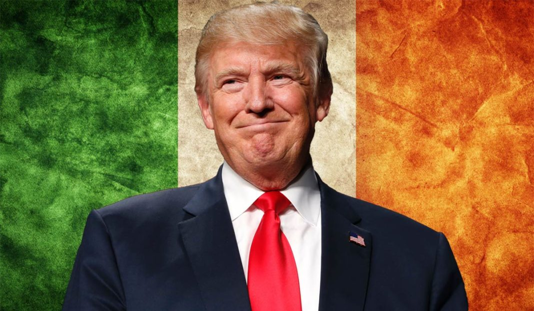 Donald Trump Ireland