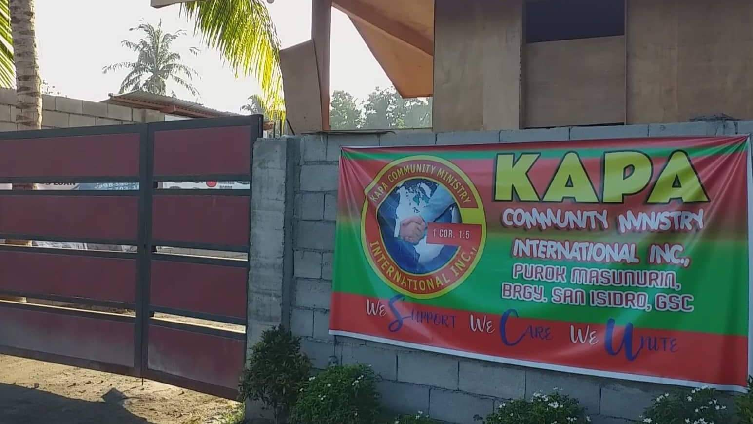 KAPA KABUS OFFICES GENSAN AND SARANGANI 1