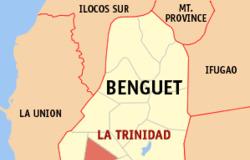 La Trinidad Benguet
