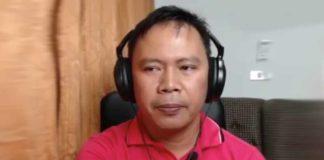 Pastor Joel Apolinario