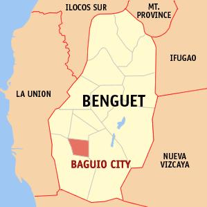 Ph locator benguet baguio