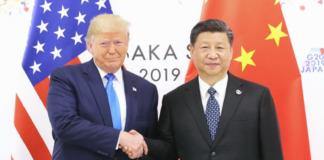 Trump Xi G20 2019
