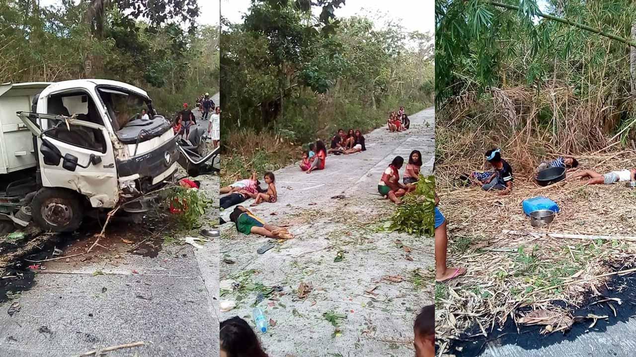 Vehicular Accident San Fernando Cam Sur