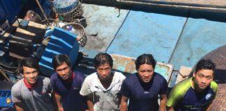 Vietnamese fishermen cagayan aparri arrested