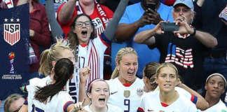 Women USA soccer