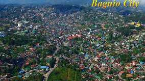 cropped Baguio City