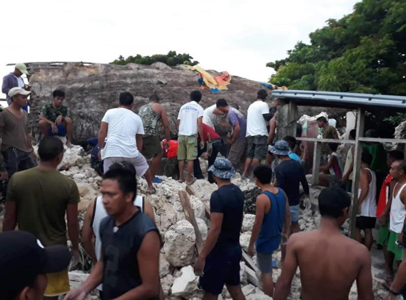Batanes quake 1