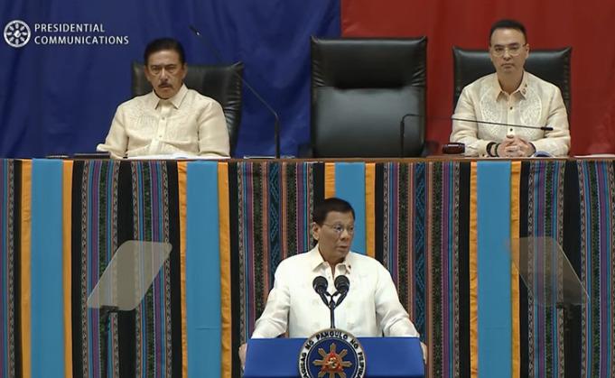 Duterte SONA Bills
