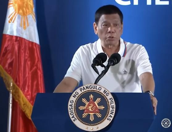 Duterte in Leyte 2