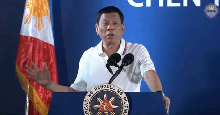 Duterte leyte