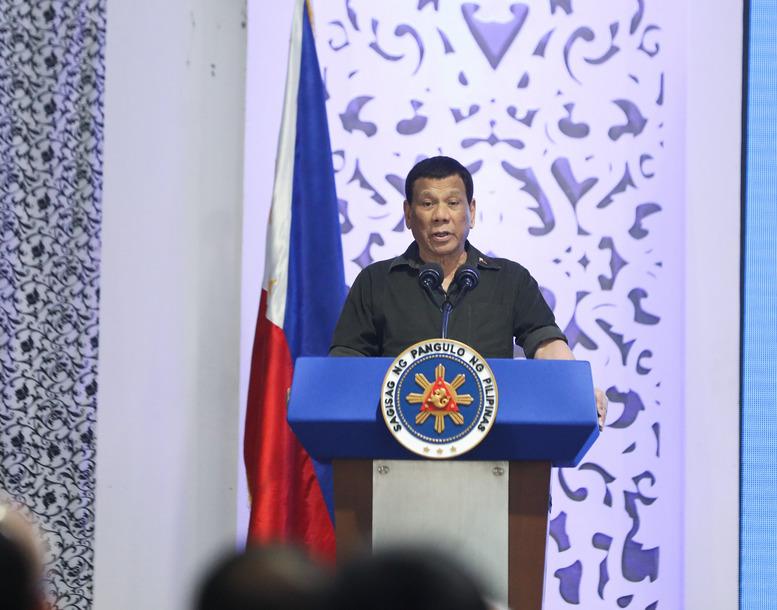 Duterte local executives