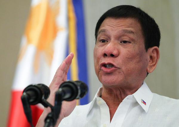 Duterte on Lotto