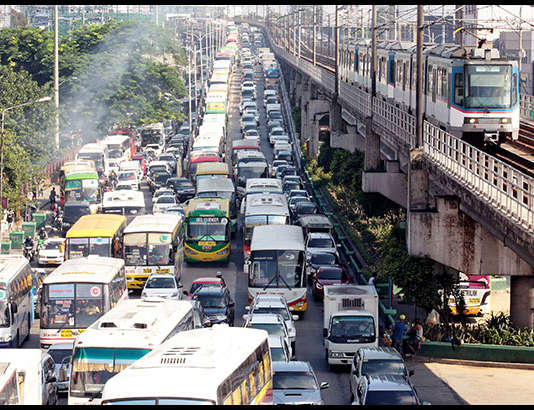 EDSA rush hour 3