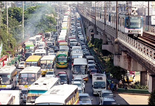 EDSA rush hour 3