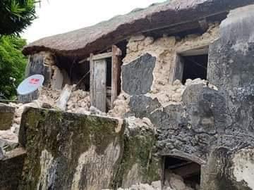Batanes quake