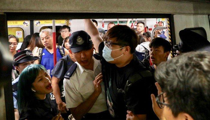 HONGKONG MTR STATIONS 2