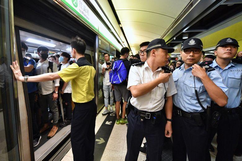 HONGKONG MTR STATIONS