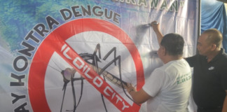Iloilo anti dengue campaign Mayor Jerry Treñas