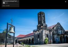 Laoang Northern Samar church St Michael
