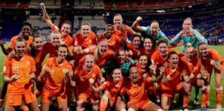 Netherland womens football