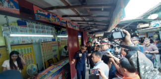 PCSO albayalde lotto closure