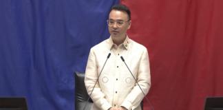 Speaker Alan Cayetano